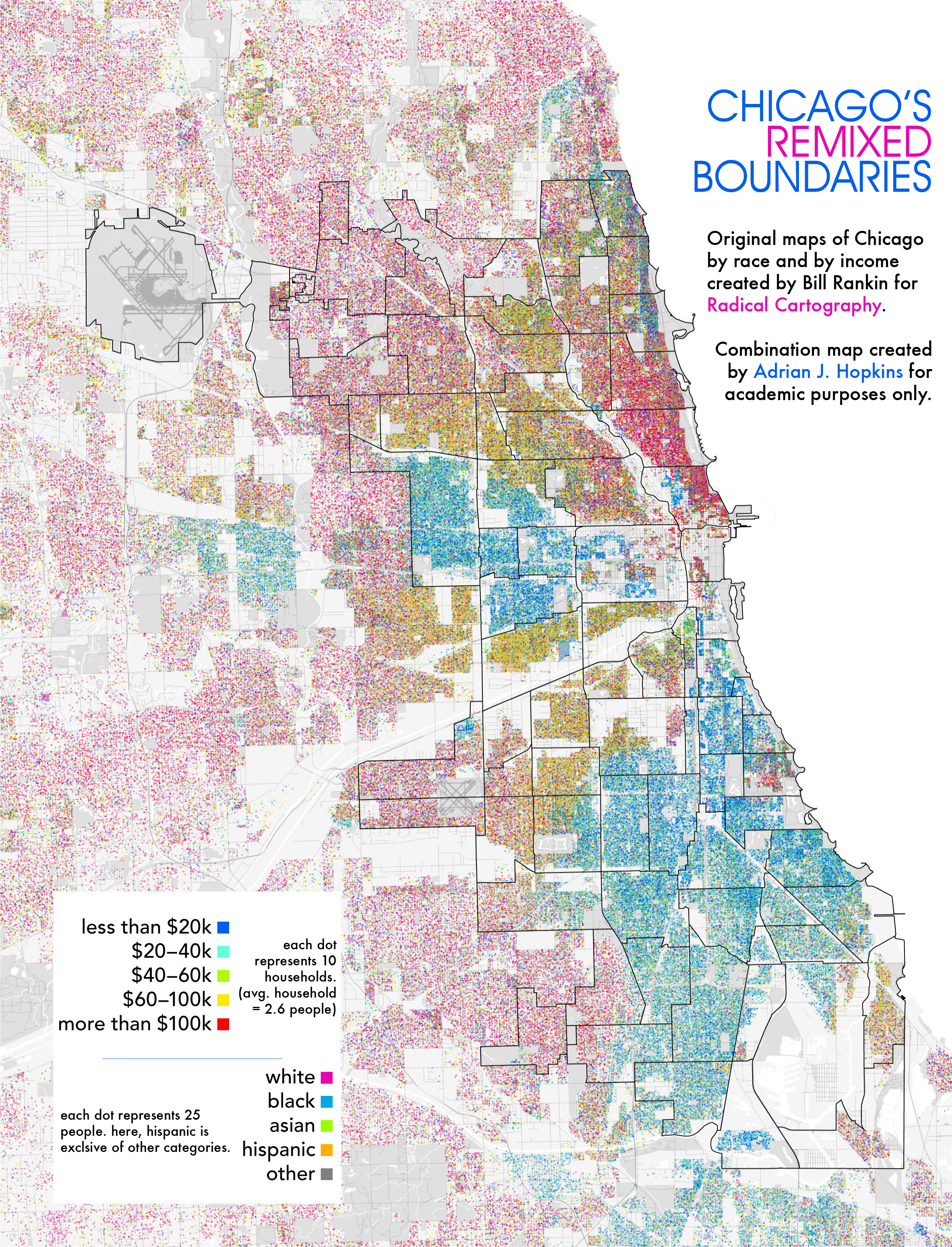 Urban Media Archaeology Map Critique Radical Cartographys – Chicago Tourist Map